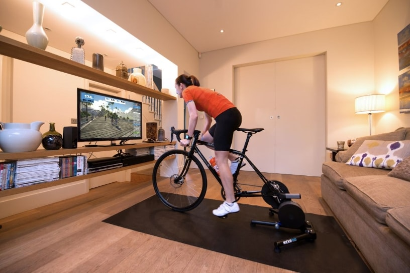 zwift trainer